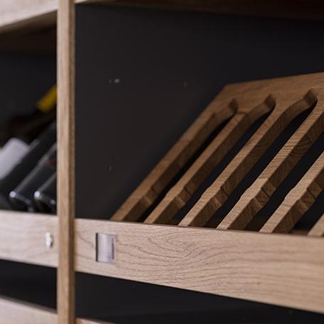 Weinregal VinoVIAVAI Weinfach zum Lagern